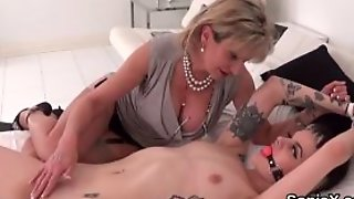 Unfaithful British Milf Lady Sonia Shows Her Big Tits