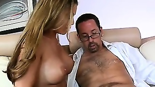The Skyes Know That The Only Thing Better Than Sex Is Group Sex...so They Hook Up With The Rhodes For This Hardcore Swinger Fuck-Party. These Two Hot Couples Get Both Down And Dirty As These Wives Switch One Huge Cock For Another And Ride Them Both To The
