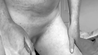 Black And White Hd Cumshot