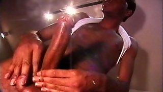 Black Guy Can Suck His Own Cock