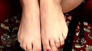Czech Sexy Feet - Feet By Kari