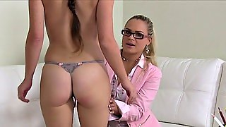Non-Stop Orgasms For Female Agent