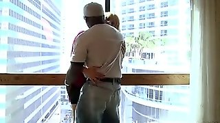 Cheating Wife Interracial In Hotel Room