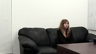 Allison Auditions For A Porn Job At Backroom Casting Couch