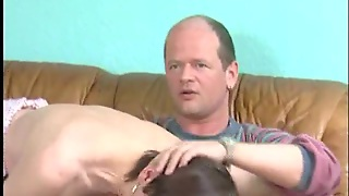 Mature Face-Fucked And Fisted