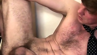 Cock Sucking Stud Cummed