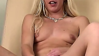 Angela Never Was Able To Squirt Vaginally So She Tapped Us