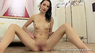 ###ing Brunette Is So Damn Sexy And Nasty