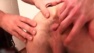 Very Extreme Homosexual Anal Fucked And Erection