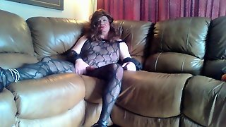 Body Stocking Jerk Off