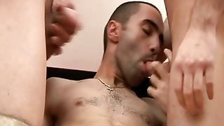 Gay Men Cum Felching
