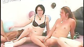 Real Amateur Teens Party