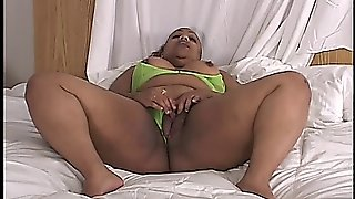 Beautiful Black Chubby With Big Pussy