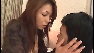 Japanese Wife Gets Drilled