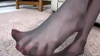 Foot, Fetish, Spread, Southern, Fetish Nylon, Foot Nylon, Fetish Foot, Foot Fetish I, Spread Fetish, Nylonfetish