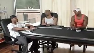 Fucking On Poker Table