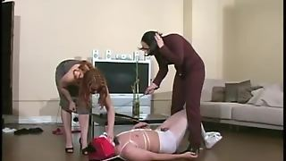 These Mistress Teamed Up