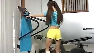 Amai Liu Workout