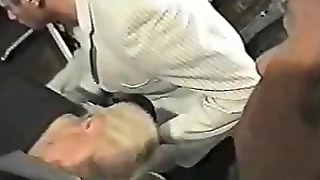 Public Blow Job And Facial...