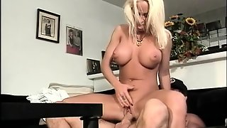 Nasty Milf With Really Big Boobs Does A Sexy Blowjob