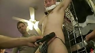 Young Sub Dominated In Public