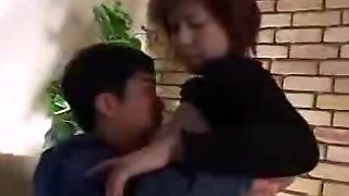 Chubby Asian Mature Fucked