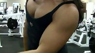 Boobs Muscle