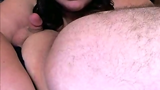 Fat Chubby Teen Swallowing Old Farts Cum On Webcam