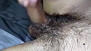 Masturbates And Fingering Her Ass