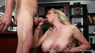 Big Boobs, Milf, Cock Sucking, Wickedpictures, Reality, Stocking, Wicked, Porn Stars