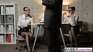 Babes - Office Obsession - Aidra Fox And Aria