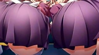 Ultimate Hentai Ass Compilation