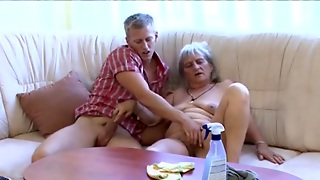 Granny And Guy - 13