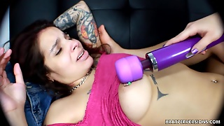 Lesbian Slave Domination Foot Sniffing Ginary