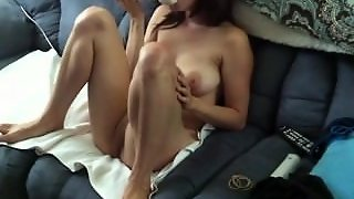 Lelu Love-Masturbation And Lotioned Feet