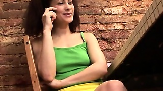 Honey Shares Her Cave With Lustful Dudes