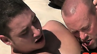 Colt's Packing Big Men And Big Loads Into This Cum