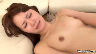 Asian Darling Has A Very Tight Cunt