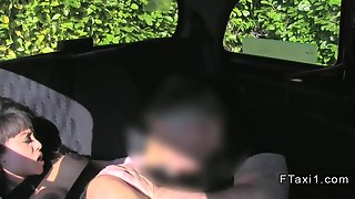 Amateur Interracial In Fake Taxi In Public