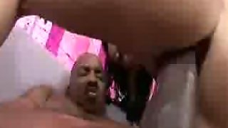 One Massive Cock Pussy Poppin
