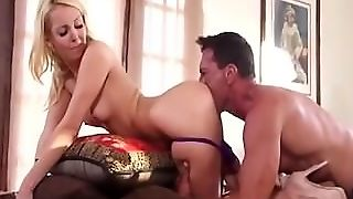 Aaliyah Love Gets A Creampie
