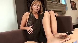 Cougar Milf Sucks And Fucks