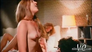 Beautiful Julia Sorel & Sarah Nicholson In Hot Threesome