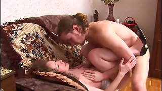 Russian Mom- That Babe Likes Fist