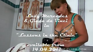 Lady Mercedes - Clinic Lessons