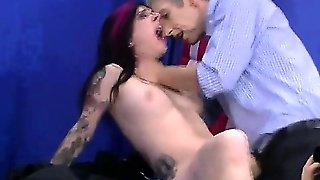 Joanna Angel Fucked In Group
