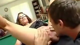 Decent Action With Mom
