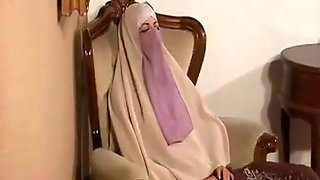 The Turkish Woman In A Hijab
