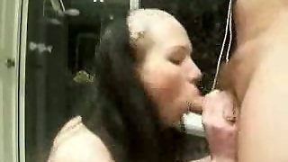 Sucking For Cum
