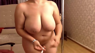 Sexy Mature Babe On Webcam
